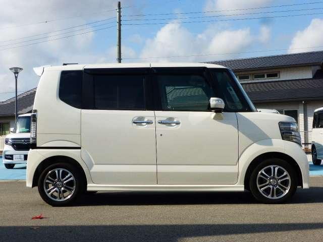 「ホンダ」「N-BOX+カスタム」「コンパクトカー」「兵庫県」の中古車6