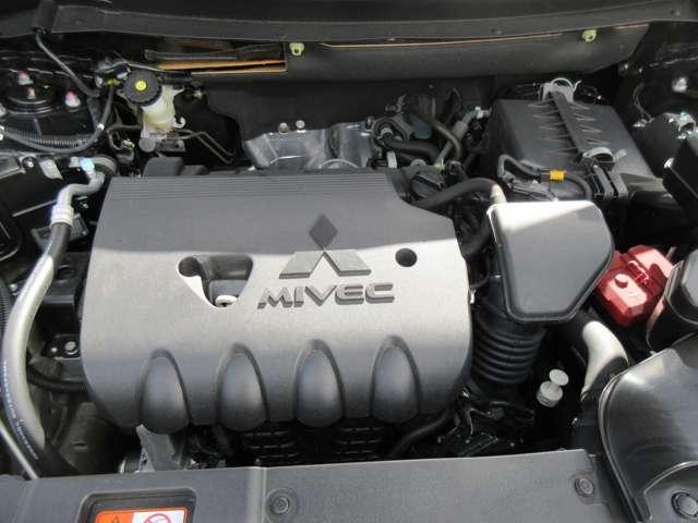 24G 衝突被害軽減ブレーキシステム付き ナビ 電動サイドブレーキ 三菱認定中古車保証(19枚目)