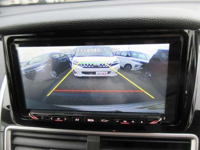 M メモリーナビ、バックカメラ付き、衝突被害軽減ブレーキ、三菱認定中古車保証(6枚目)