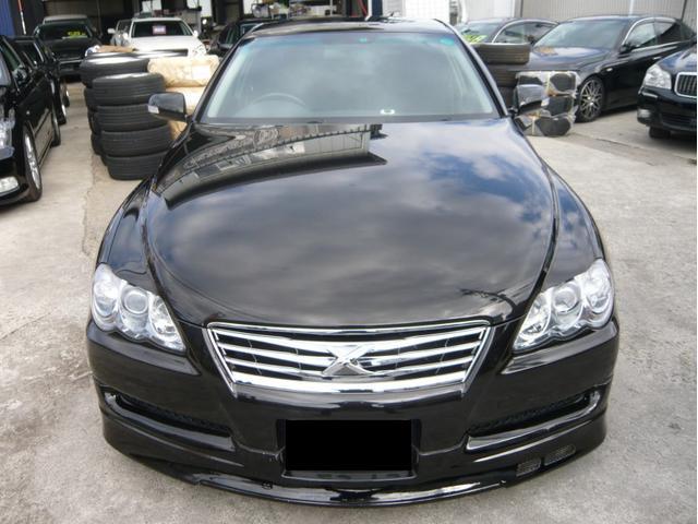 250G 19AW 車高調 黒革調シートカバー HDDナビ(8枚目)