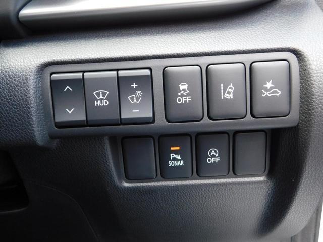 電波式レーダーで認識した先行車の加減速・停止に対応して追従走行をサポートします。設定した車間距離を保ちながら、設定した速度を上限に走行。発進停止の繰り返し操作発生状況下でのドライバー負担を軽減。
