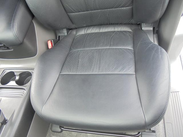助手席シート座面の画像です。