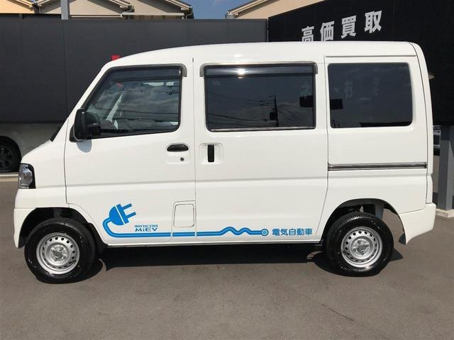 「三菱」「ミニキャブミーブ」「軽自動車」「京都府」の中古車9