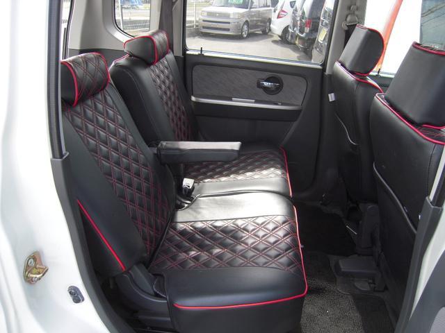 スズキ ワゴンR FX-Sリミテッド HDDナビ シートカバー 社外アルミ