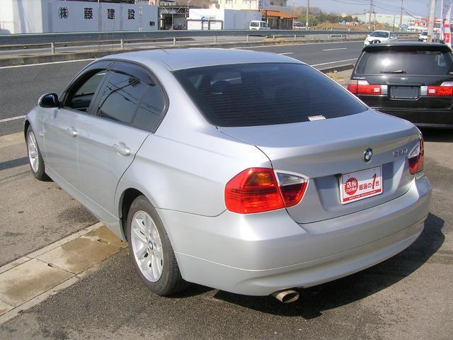 BMW BMW 320i インダッシュHDDナビ バックカメラ 禁煙車