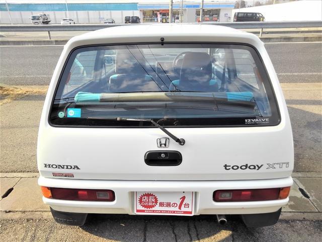 XTi 純正5速MT・PGM-FI 12VALVE・純正オプションシートカバー・純正ドアバイザー・純正ホイールキャップ・コーナーポール・フルオリジナル・タイミングベルト交換(12枚目)