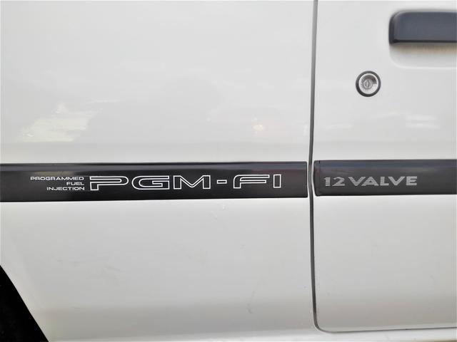 XTi 純正5速MT・PGM-FI 12VALVE・純正オプションシートカバー・純正ドアバイザー・純正ホイールキャップ・コーナーポール・フルオリジナル・タイミングベルト交換(17枚目)