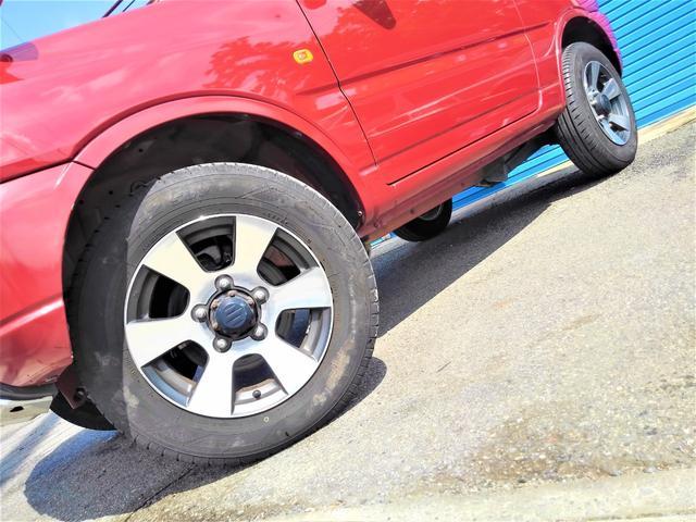 クロスアドベンチャーXC 5速MT・ターボ・4WD・当店買取車・40周年記念専用ネオソフィールクオーレシート・専用鏡面仕上げアルミ・メッキグリル・シルバーアンダーガーニッシュ・LEDウインカーミラー・フォグランプ(5枚目)
