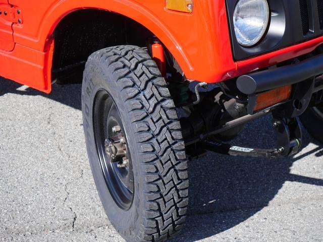 スズキ ジムニー リフトアップ 公認車両 4WD タイミングベルト交換済み