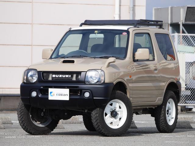 ご覧いただきありがとうございます。ジムニー専門店コエダ自動車です。当社で1から製作いたしましたジムニーが完成致しました!!内外装共にたいへん綺麗な車両です♪