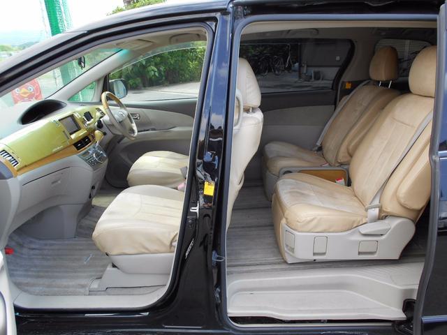 トヨタ エスティマ 3.5アエラス スペシャルGエディション 両側電動 フリップ