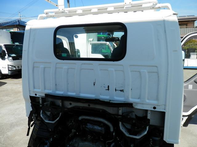 いすゞ エルフトラック 2tダンプ造園上り
