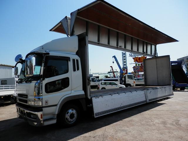 「その他」「スーパーグレート」「トラック」「兵庫県」の中古車40