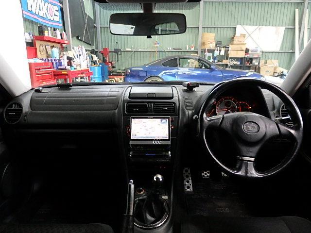 トヨタ アルテッツァ RS200 Zエディション最終型後期17AWナビETC