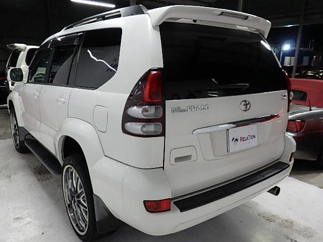 トヨタ ランドクルーザープラド TXリミテッド60thスペシャルエディション22AWナビTV