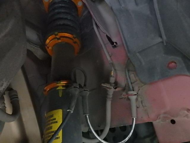 ロードスター20AWエアロラッピング車高調赤クロス幌マフラー(12枚目)