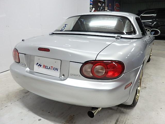 「マツダ」「ロードスター」「オープンカー」「兵庫県」の中古車8