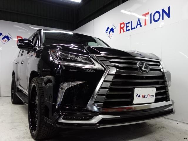 「レクサス」「LX」「SUV・クロカン」「兵庫県」の中古車7