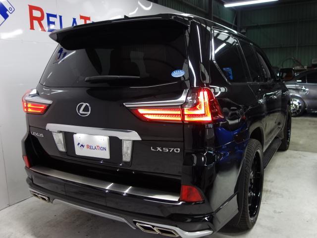 「レクサス」「LX」「SUV・クロカン」「兵庫県」の中古車8