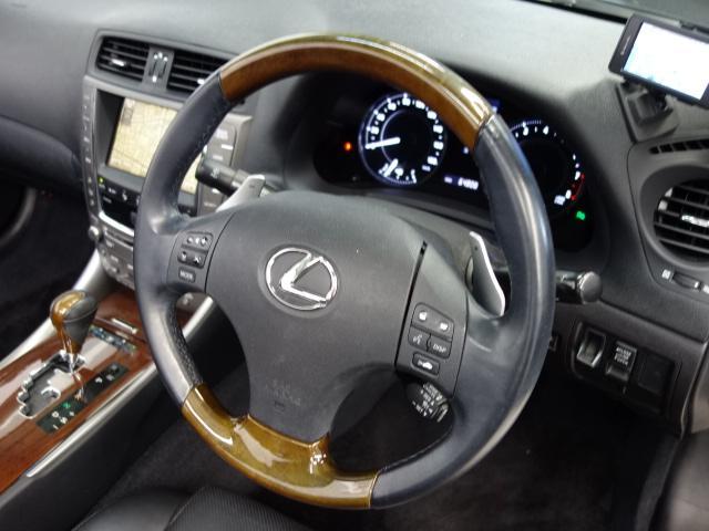「レクサス」「IS」「オープンカー」「兵庫県」の中古車15