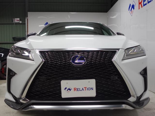 「レクサス」「RX」「SUV・クロカン」「兵庫県」の中古車4