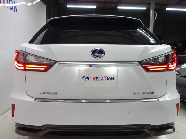 「レクサス」「RX」「SUV・クロカン」「兵庫県」の中古車5