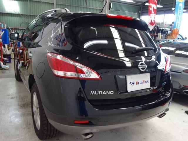 「日産」「ムラーノ」「SUV・クロカン」「兵庫県」の中古車2