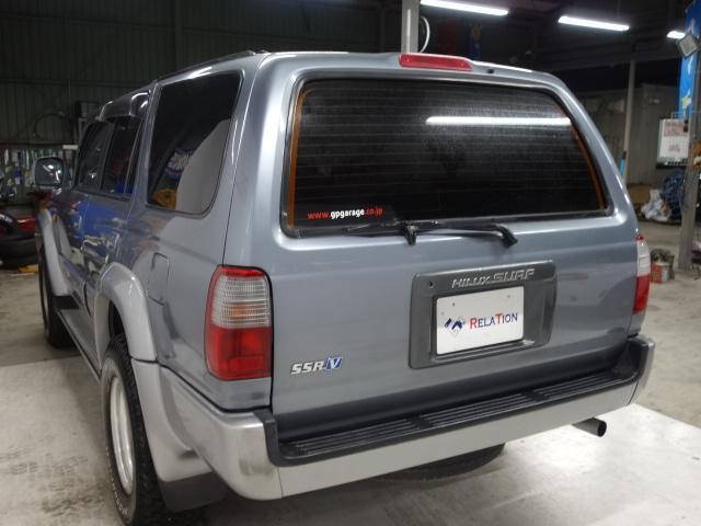 「トヨタ」「ハイラックスサーフ」「SUV・クロカン」「兵庫県」の中古車2