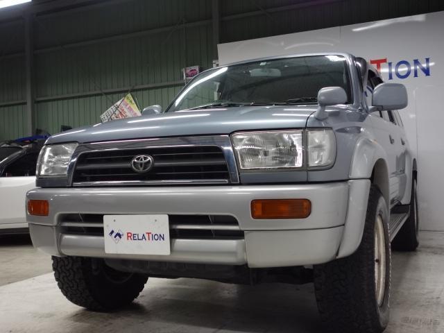 「トヨタ」「ハイラックスサーフ」「SUV・クロカン」「兵庫県」の中古車6