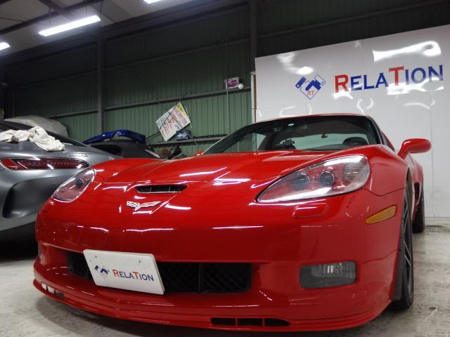 「シボレー」「シボレーコルベット」「クーペ」「兵庫県」の中古車6