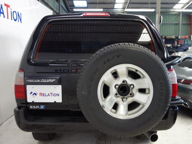 「トヨタ」「ハイラックスサーフ」「SUV・クロカン」「兵庫県」の中古車5