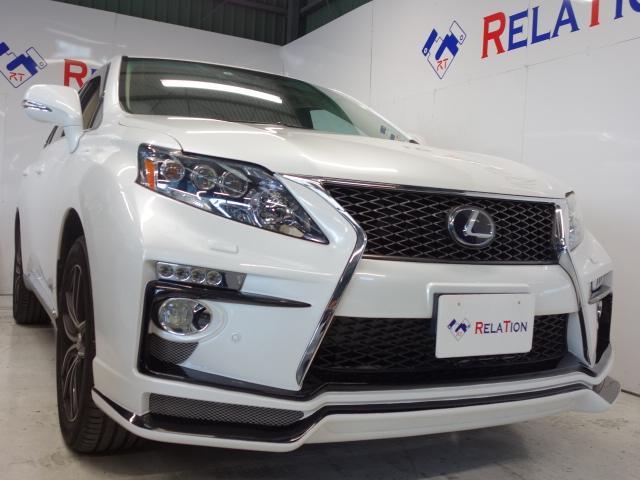 「レクサス」「RX」「SUV・クロカン」「兵庫県」の中古車7