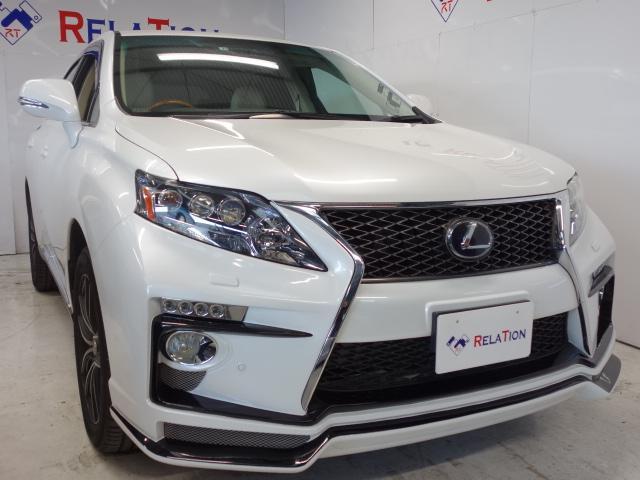 「レクサス」「RX」「SUV・クロカン」「兵庫県」の中古車45