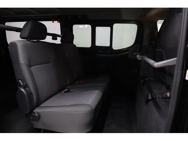 ロングVXターボ 1オーナーディーゼルターボエマージェンシブレーキアラウンドビューモニター6人乗リアクーラー保証継承フロントサイドバックカメラ(23枚目)