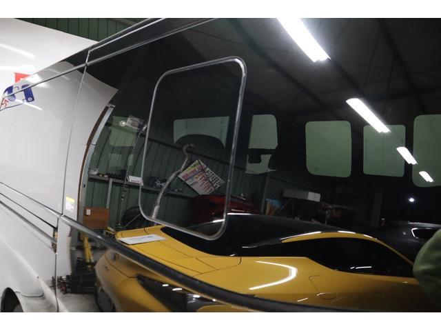 ロングVXターボ 1オーナーディーゼルターボエマージェンシブレーキアラウンドビューモニター6人乗リアクーラー保証継承フロントサイドバックカメラ(34枚目)