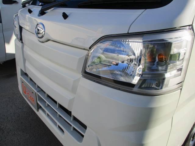 ダイハツ ハイゼットトラック スタンダード 4WD 試乗車UP