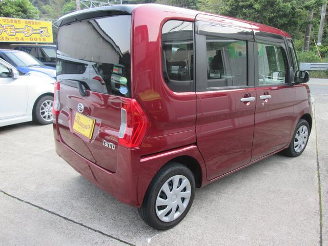 「ダイハツ」「タント」「コンパクトカー」「和歌山県」の中古車5