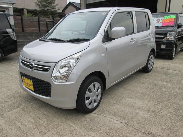 「マツダ」「フレア」「コンパクトカー」「和歌山県」の中古車4
