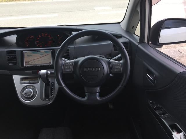 ダイハツ ムーヴ カスタム RS ターボ HDDナビ地デジTV
