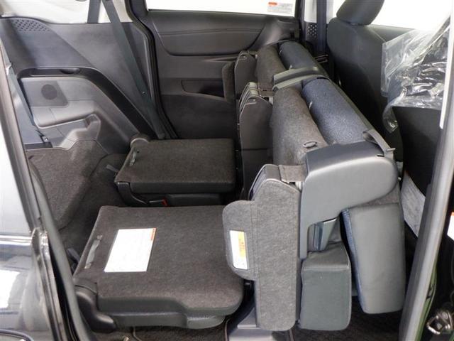 X フルセグ メモリーナビ DVD再生 ミュージックプレイヤー接続可 バックカメラ ETC 電動スライドドア ウオークスルー 乗車定員 7人  3列シート ワンオーナー アイドリングストップ(16枚目)