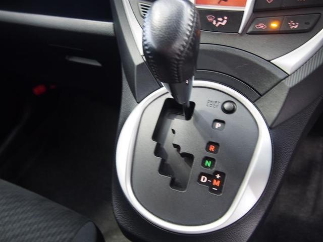 トヨタ ラクティス G 4WD メモリーナビ