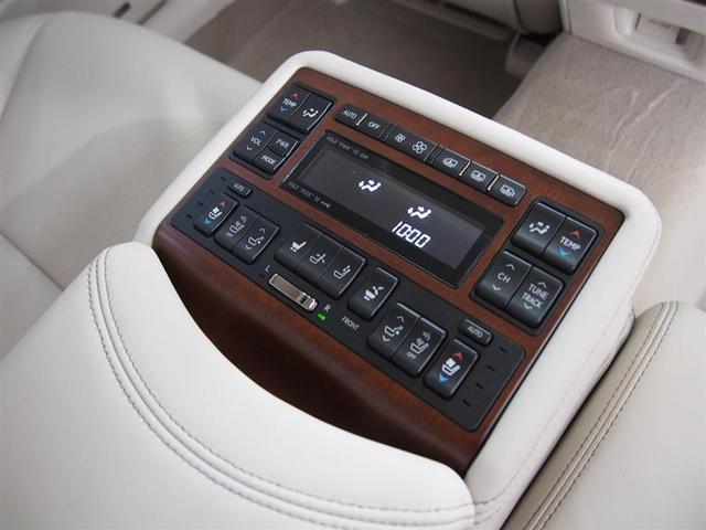レクサス LS LS600h バージョンL HDDナビ
