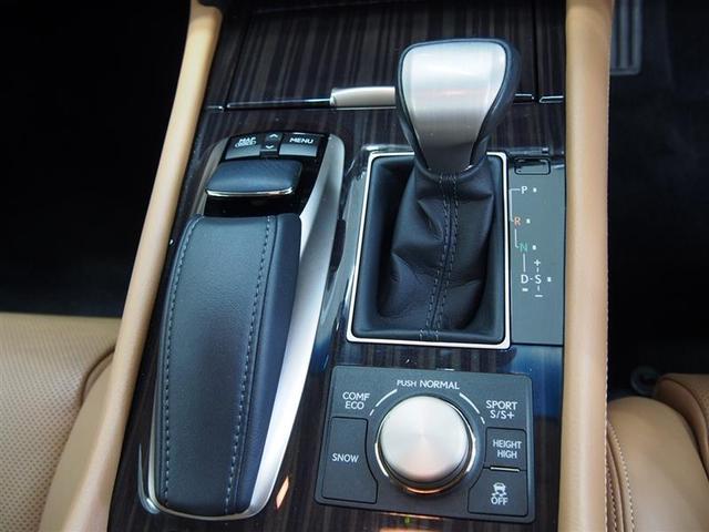 レクサス LS LS460 バージョンC Iパッケージ 茶革 SR
