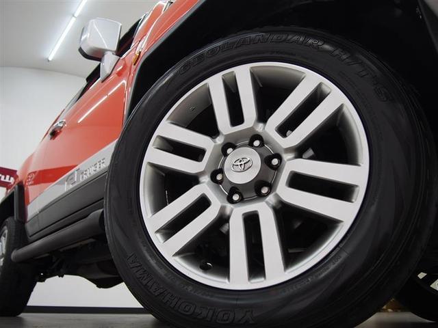 トヨタ FJクルーザー カラーパッケージ 純正HDDナビ Bカメラ ワンオーナー車