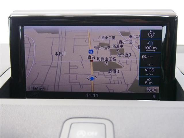 1.0T TFSI Sトロニック 純正HDDナビ キセノン(5枚目)
