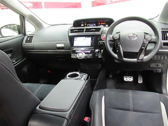 視認性の良いセンターメーターレイアウト採用の運転席回り!スポーツシートが「G's」の雰囲気を演出します