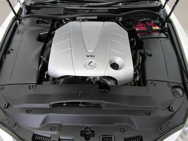 余裕のパワーで力強い走りを実現!V6、3.5Lエンジン搭載です!