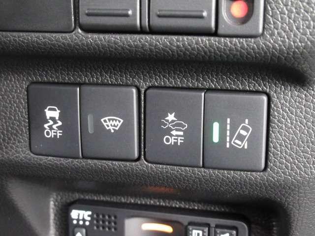 ハイブリッド・Gホンダセンシング ナビ フルセグ ミュージックラック Bluetoothオーディオ インターナビ 両側電動スライドドア LED オートライト ETCナビ連動 15インチアルミ プラズマクラスター付きオートエアコン(10枚目)