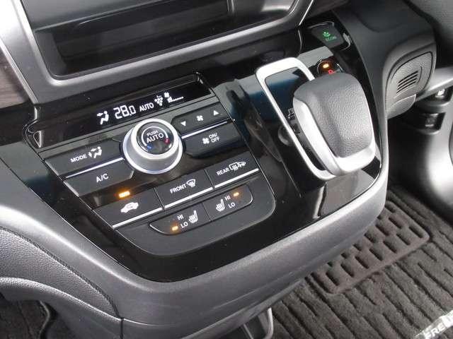 ハイブリッド・Gホンダセンシング ナビ フルセグ ミュージックラック Bluetoothオーディオ インターナビ 両側電動スライドドア LED オートライト ETCナビ連動 15インチアルミ プラズマクラスター付きオートエアコン(11枚目)