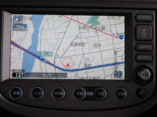 ホンダ フィット G スマートスタイルエディション HDDナビ バックカメラ